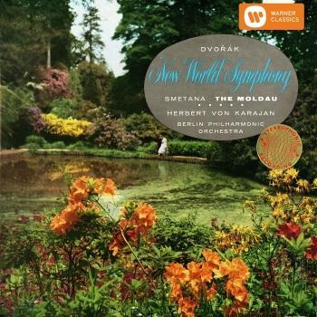 Cover Dvorak: Symphony No. 9 / Smetana: Die Moldau