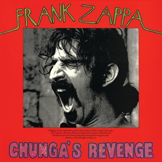 Cover Chunga's Revenge (Remastered)