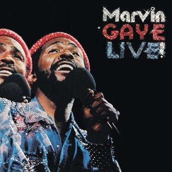 Cover Marvin Gaye Live! (Remastered)
