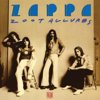 Cover Zoot Allures (Remastered)