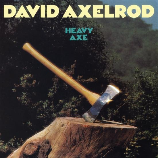 Cover Heavy Axe (Remastered)