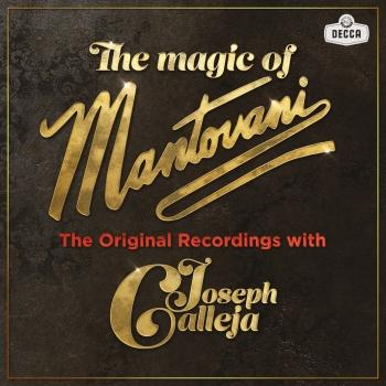 Cover The Magic Of Mantovani