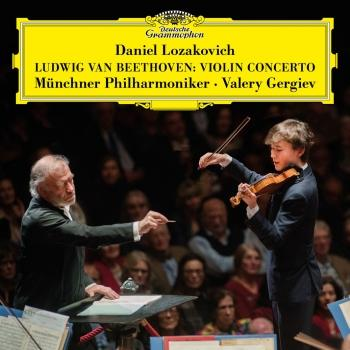Cover Beethoven: Violin Concerto in D Major, Op. 61