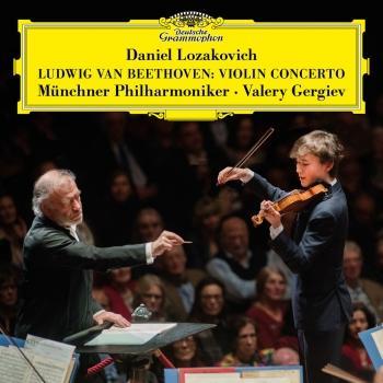 Cover Beethoven: Violin Concerto in D Major, Op. 61