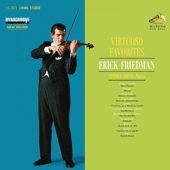 Cover Virtuoso Favorites