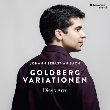 Cover Bach: Goldberg Variationen