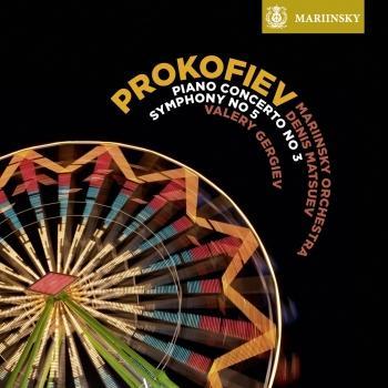 Cover Prokofiev: Piano Concerto No. 3 & Symphony No. 5