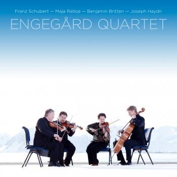 Cover String Quartets Vol. IV: Schubert-Ratkje-Britten-Haydn