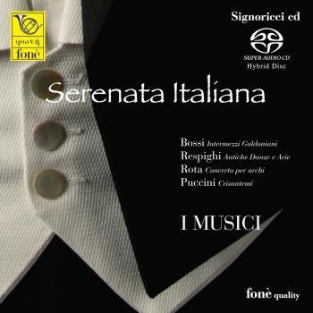 Cover Serenata Italiana