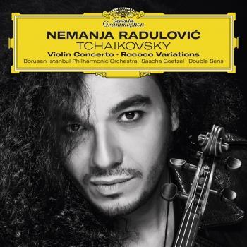 Cover Tchaikovsky: Violin Concerto; Rococo Variations