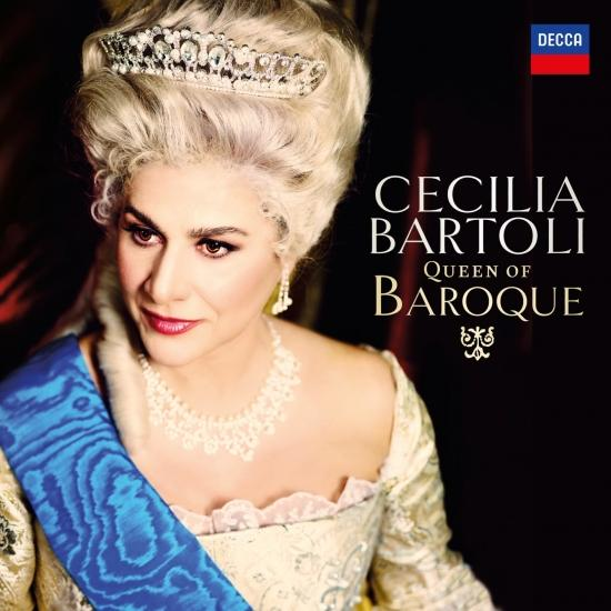 Cover Queen of Baroque