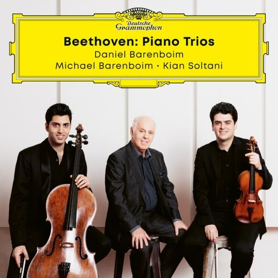Cover Beethoven Trios