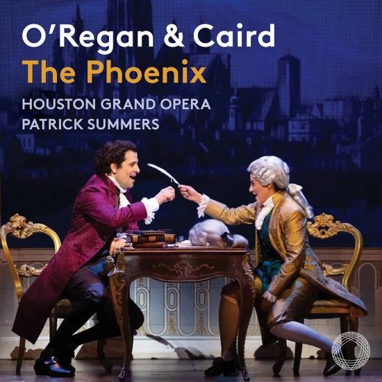 Cover O'Regan: The Phoenix (Live)