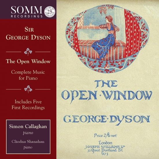 Cover Dyson: Complete Music for Piano