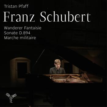 Cover Franz Schubert: Sonatas