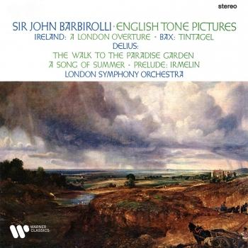 Cover Ireland, Bax & Delius: English Tone Pictures (Remastered)
