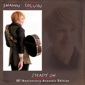 Cover Steady On (30th Anniversary Acoustic Edition)