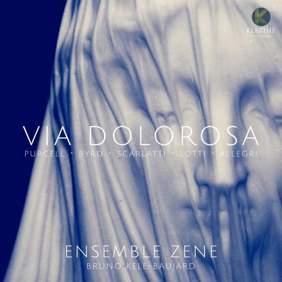 Cover Purcell, Byrd, Scarlatti, Lotti & Allegri: Via Dolorosa