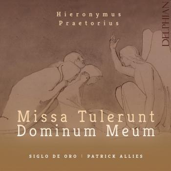 Cover Missa Tulerunt Dominum meum