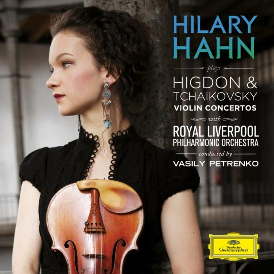Cover Tchaikovsky / Higdon: Violin Concertos