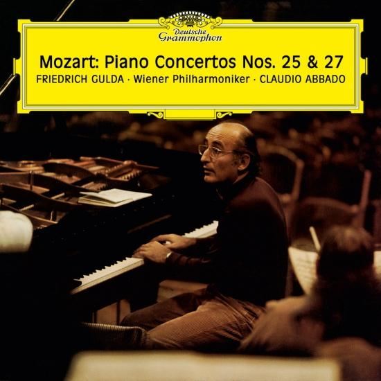 Cover Mozart: Piano Concertos No. 25 & 27 (Remastered)