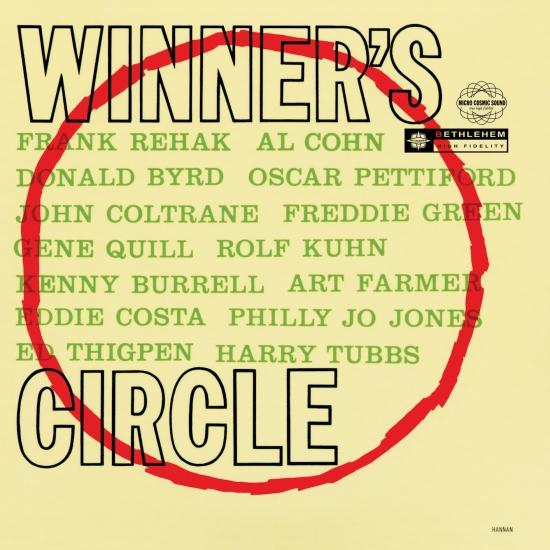 Cover In The Winner's Circle