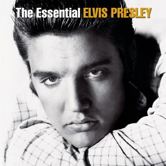 Cover The Essential Elvis Presley