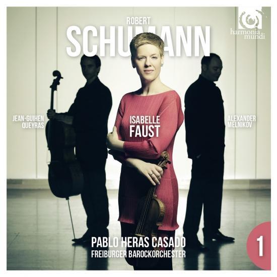 Cover Schumann: Violin Concerto