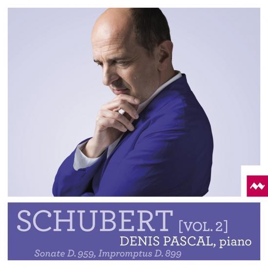 Cover Schubert, Vol. 2