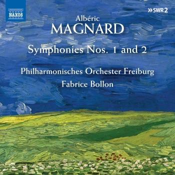 Cover Magnard: Symphonies Nos. 1 & 2