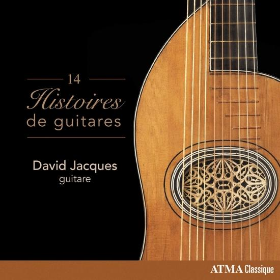 Cover 14 Histoires de guitares