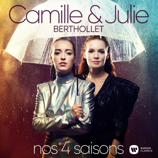 Cover Nos 4 Saisons