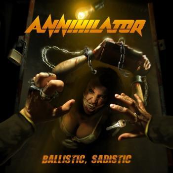 Cover Ballistic, Sadistic