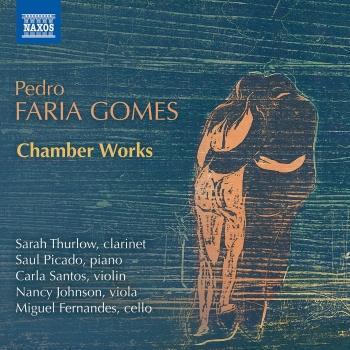 Cover Pedro Faria Gomes: Chamber Works