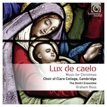 Cover Lux de caelo: Music for Christmas