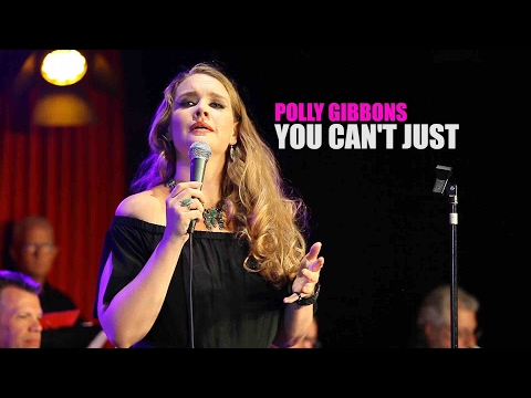 Video Polly Gibbons - 'You Can't Just' Live at Catalina Bar and Grill (Radio Edit)
