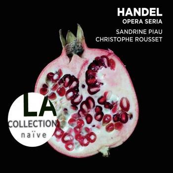 Cover Handel: Opera Arias