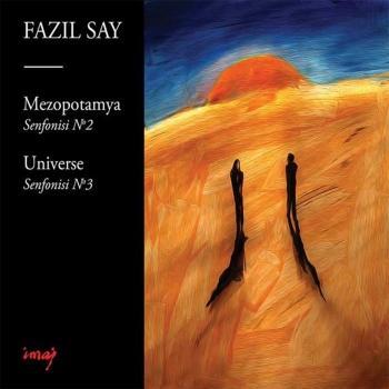 Cover Mezopotamya Senfonisi No.2 , Op.38 - Universe Senfonisi No.3, Op.43