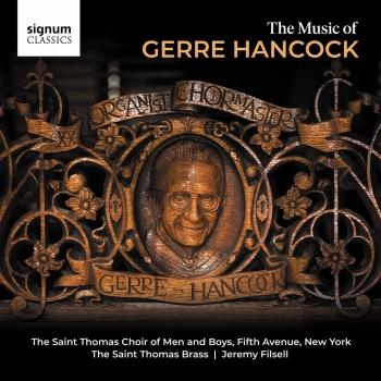 Cover The Music of Gerre Hancock