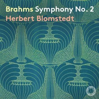 Cover Brahms: Symphony No. 2 & Academic Festival Overture (Live)