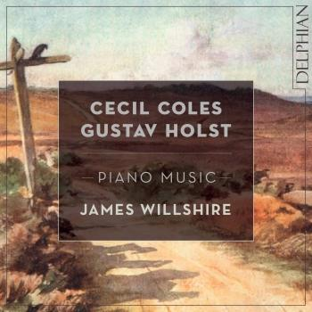 Cover Cecil Coles, Gustav Holst: Piano Music