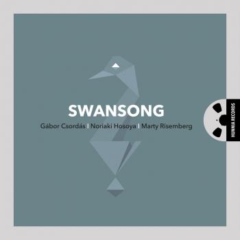 Cover Swansong