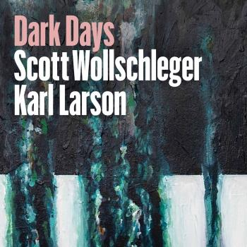 Cover Scott Wollschleger: Dark Days