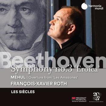 Cover Beethoven: Symphony No. 3 - Méhul: Les Amazones: Overture