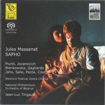 Cover Jules Massenet: Sapho (Remastered)