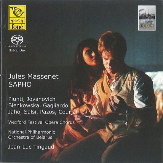 Cover Jules Massenet: Sapho (Remastered)