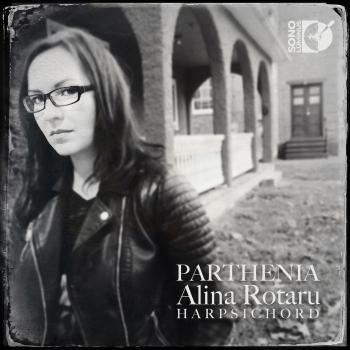Cover Harpsichord Recital: Parthenia