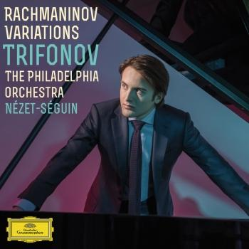 Cover Rachmaninov Variations