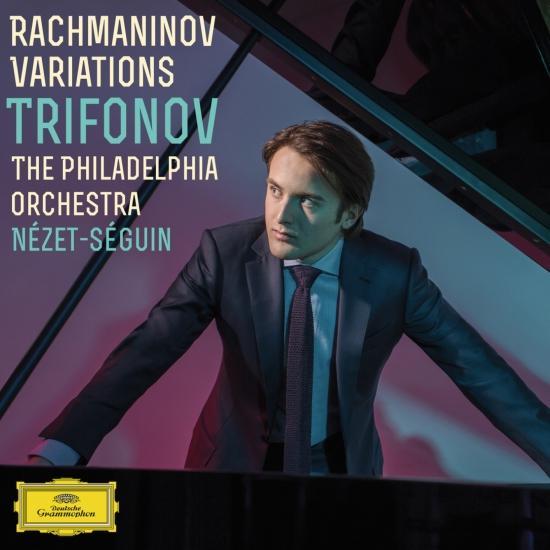 Cover Rachmaninov Variations