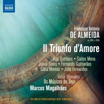 Cover Almeida: Il trionfo d'amore